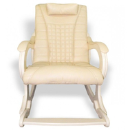 Массажное кресло-качалка EGO WAVE EG-2001 SE (цвет карамель), фото 1
